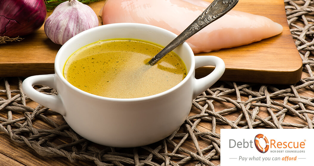 A healthy, hearty and within budget soup recipe
