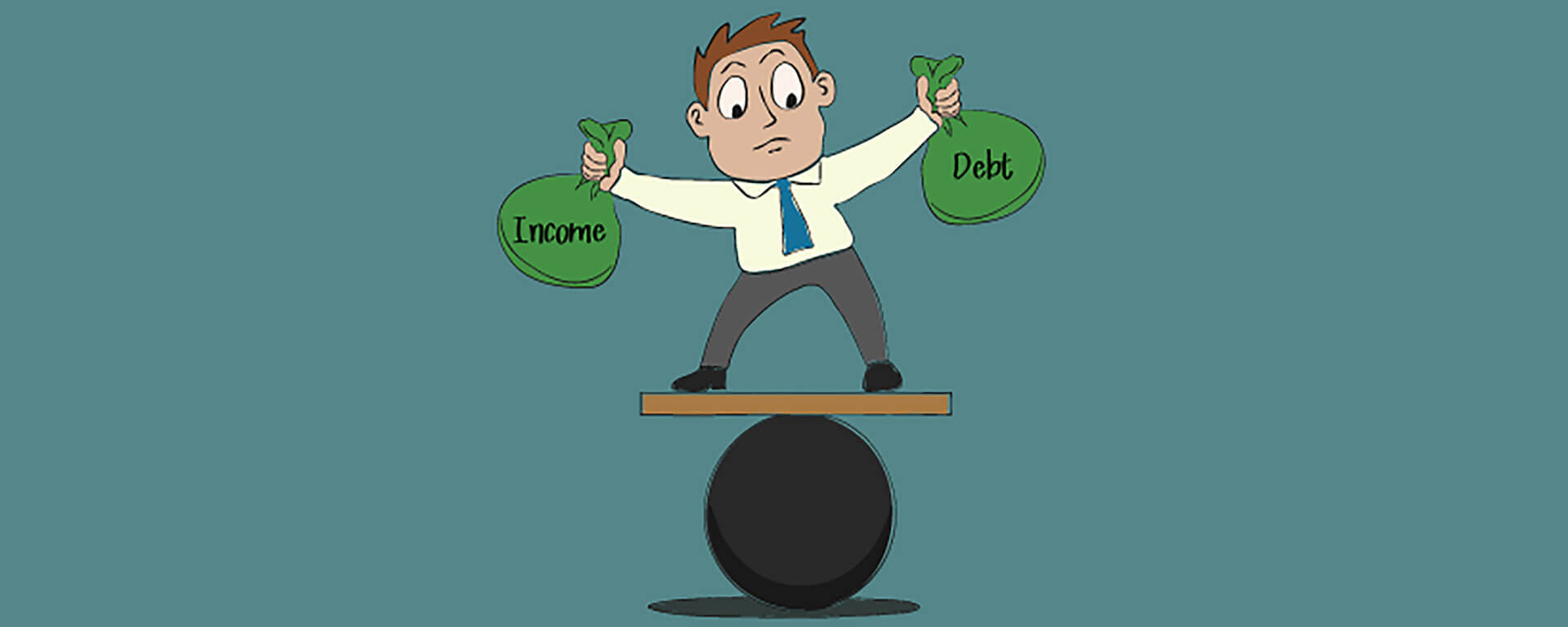Balancing your income-debt ratio