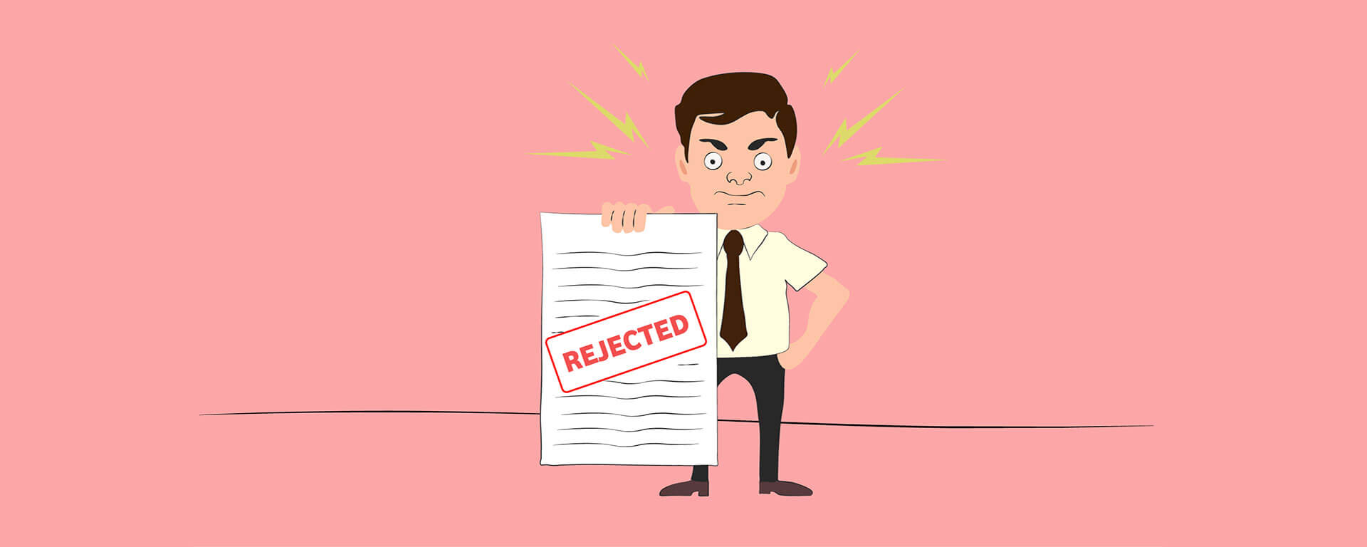Top 5 Reasons Why You Have Been Refused Credit