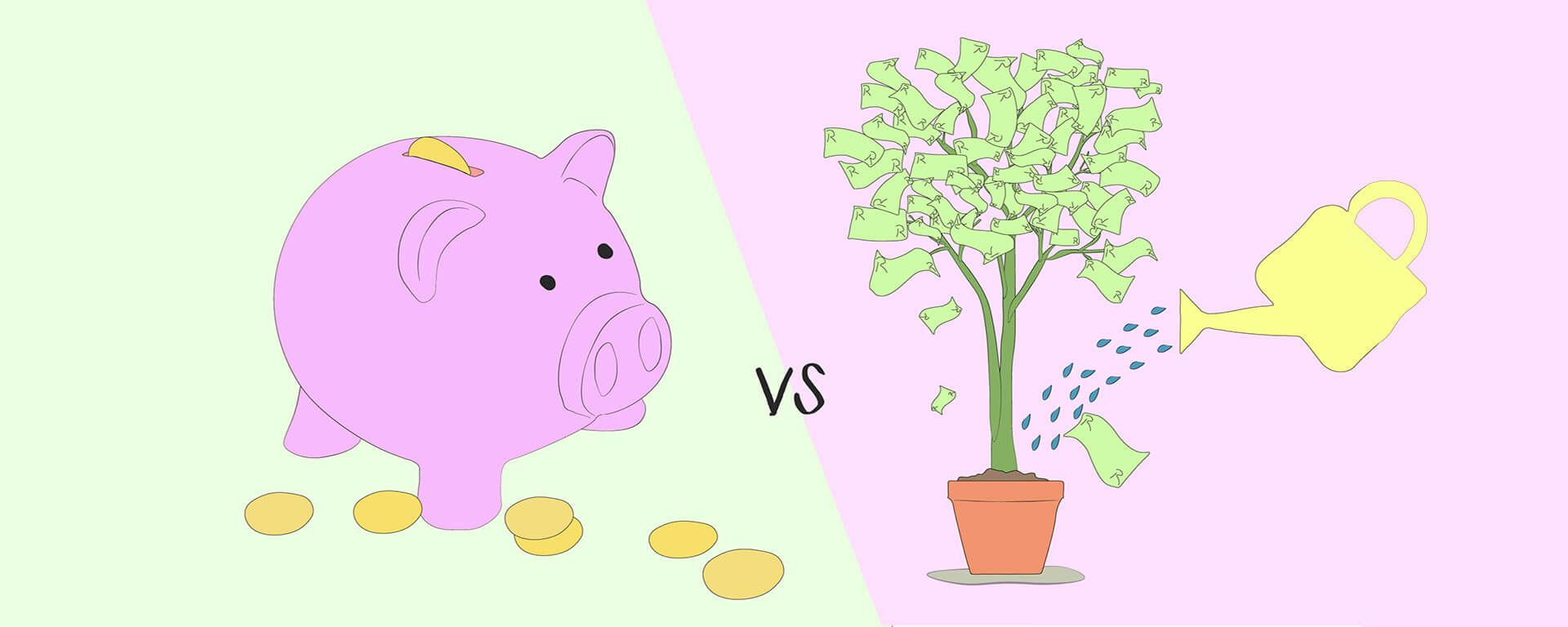 Saving vs Investment and getting the most out of your money