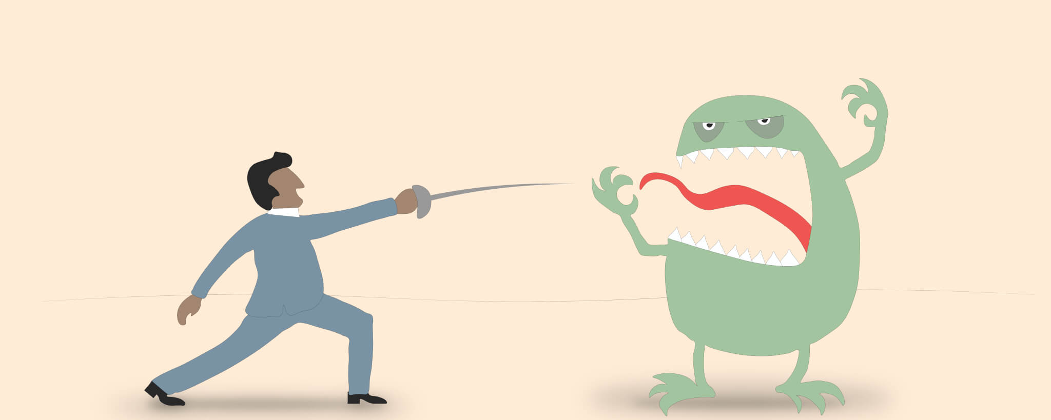 Get Out Of Debt: 4 Mistakes To Avoid When Fighting The Debt Monster