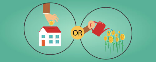 Should you invest or pay off your mortgage