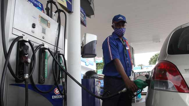Petrol price hike 'foreshadows more economic shocks'