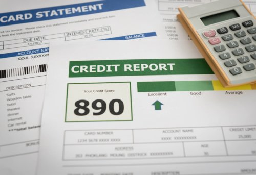 I'm unable to obtain credit. How can I clear my name?