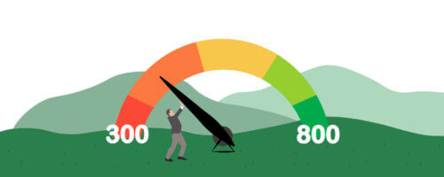 5 Easy Steps to Repair Your Bad Credit Score