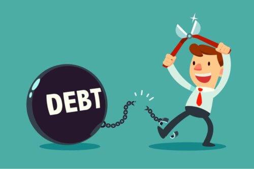 Annaline van der Poel talks to 702 on being debt free.