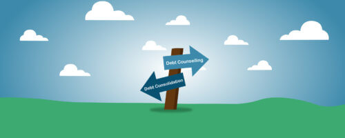 Debt consolidation or debt counselling