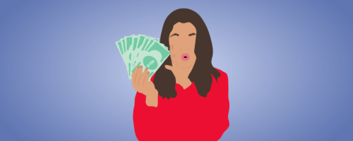 The Secret to Paying Off Debt (On Your Own) Even When You're Broke